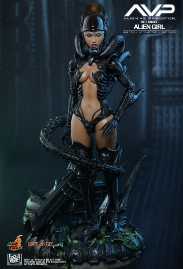 Alien Girl - Alien vs. Predator - Hot Toys