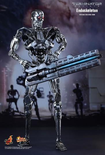 Endoskeleton - Terminator Genisys - Hot Toys