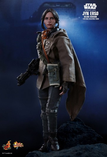Jyn Erso - One Rogue - Deluxe Version - Hot Toys