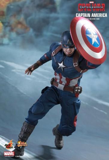 Captain America - Captain America: Civil War - Hot Toys