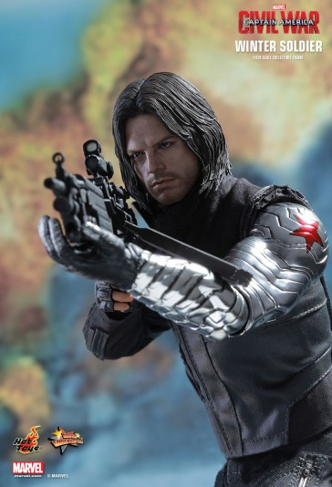 Winter Soldier - Captain America: Civil War - Hot Toys