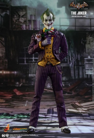The Joker - Batman:Arkham Knight - Hot Toys