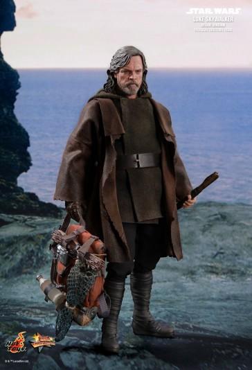 Luke Skywalker - Star Wars: The Last Jedi - Deluxe Version - Hot Toys