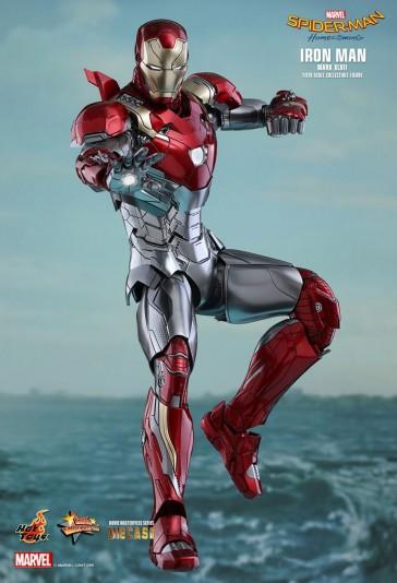 Iron Man Mark XLVII - Spider-Man: Homecoming - Hot Toys