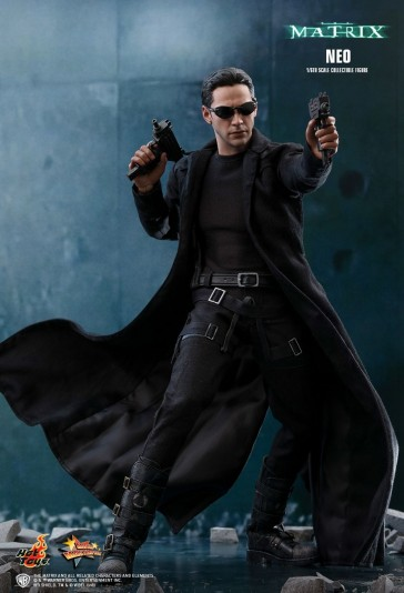 Neo - The Matrix - Hot Toys