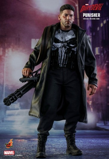 Punisher - Daredevil - Hot Toys