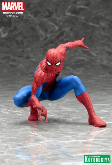 The Amazing Spider-Man - ArtFx+ Kotobukiya