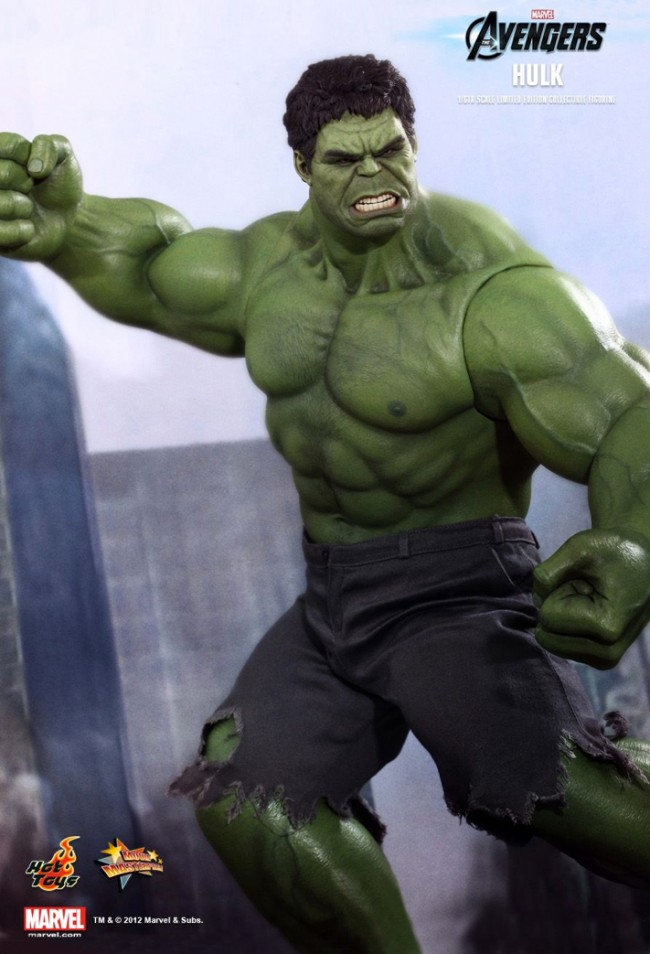the avengers hulk hot toys pr  228 sentiert euch hier die 1 6th scale ca    The Avengers Hulk Toys