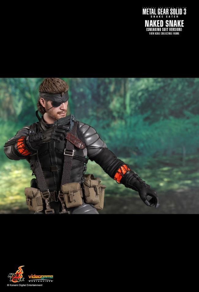 Naked Snake - Metal Gear Solid 3 - Snake Eater