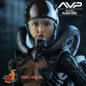 Alien Girl - Alien vs. Predator