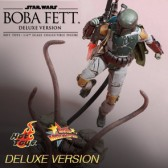 Boba Fett - Star Wars - Deluxe Version - Hot Toys