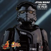 TIE Pilot Collectible - Star Wars: The Force Awakens - Hot Toys