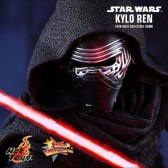 Kylo Ren - Star Wars: The Force Awakens - Hot Toys