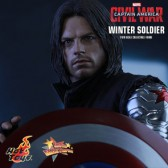 Winter Soldier - Captain America: Civil War