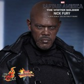 Nick Fury - Captain America: The Winter Soldier - Hot Toys