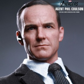 Agent Phil Coulson - The Avengers - Hot Toys
