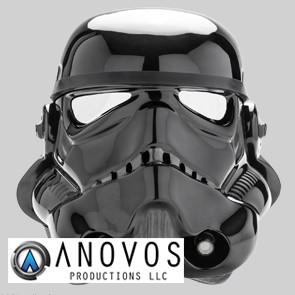 1:1 Imperial Shadow Stormtrooper - Helm - Star Wars - Anovos
