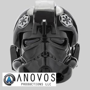 1:1 TIE-Fighter Pilot Helm - Star Wars - Anovos