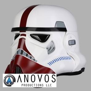 1:1 Incinerator Stormtrooper Helm - Anovos