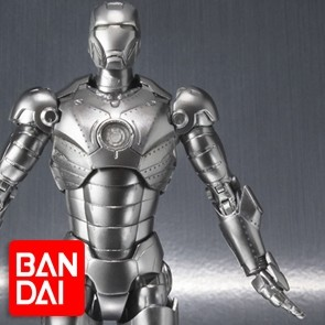 Iron Man Mark II + Hall of Armor Set - Bandai