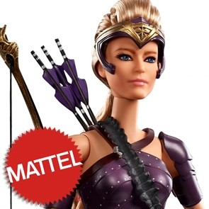 Barbie Antiope - Wonder Woman - Mattel