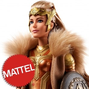 Barbie Queen Hippolyta - Wonder Woman - Mattel