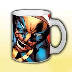 Wolverine Close Up Becher - Becher