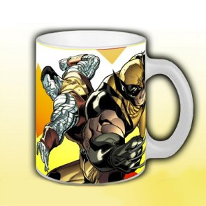 Wolverine Fastball - Becher