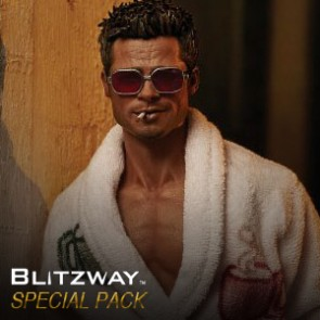 1/6th Tyler Durden - Fight Club - Special Pack