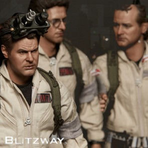 Ghostbusters 1984 - Dr. Pack - 3er Set - Blitzway
