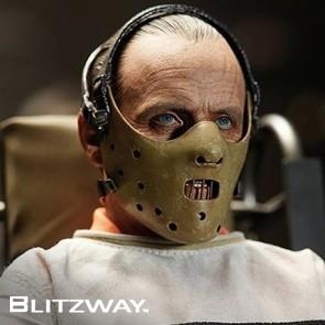 1/6 Hannibal Lecter - Das Schweigen der Lämmer - Strait Jacket Version - Blitzway