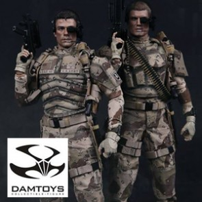 Luc Deverau & Andrew Scott - Universal Soldier - Damtoys