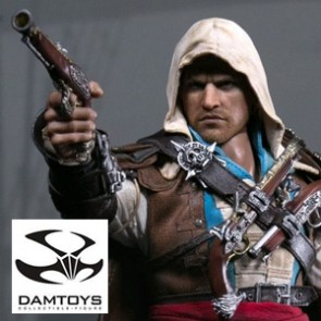 Edward Kenway - Assassin's Creed IV Black Flag - Damtoys