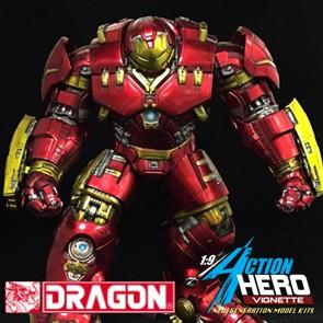 Hulkbuster - Avengers II - Action Hero Vignette