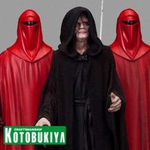 1/10 Emperor Palpatine & The Royal Guards - ARTFX+ Statue - Kotobukiya