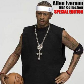 Allen Iverson - NBA Collection by Enterbay