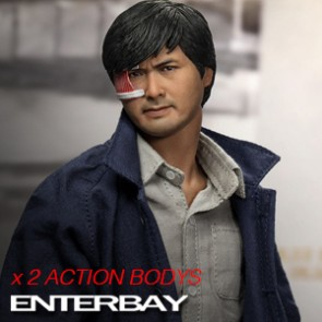 1/6th Mark Lee - City Wolf / A Better Tomorrow - Enterbay