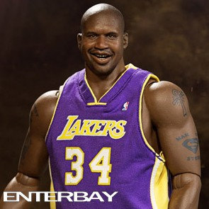 Shaquille O'Neal Duo Pack - NBA Collection - Limited Edition