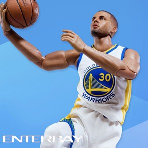 Stephen Curry - NBA Collection - Motion Masterpiece - Enterbay