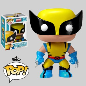 Wolverine Bobble Head 4-inc (Funko POP)