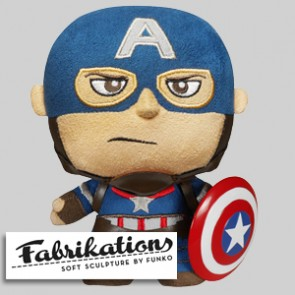 Captain America - Plüschfigur - Funko Fabrikations