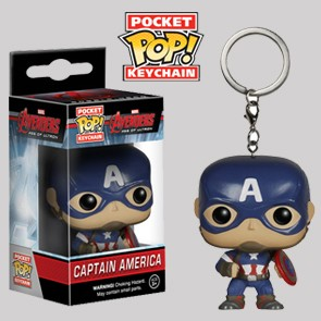 Captain America - Age Of Ultron (Keychain)