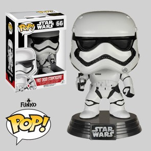First Order Stormtrooper - Star Wars - Funko POP