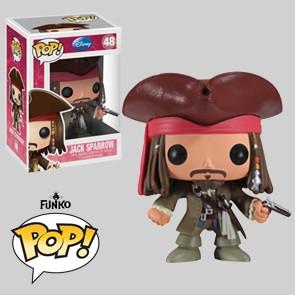 Jack Sparrow - Pirates Of The Caribbean - Funko POP