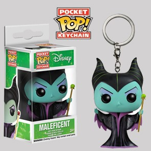 Maleficent - Disney - Keychain