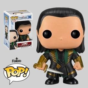 Loki - Thor 2 The Dark World (Vinyl Figure 4-inch)
