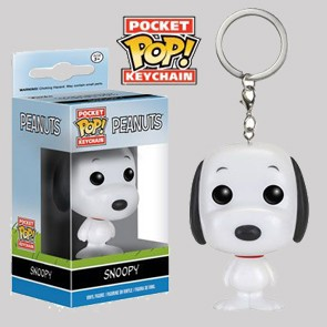 Snoopy - Peanuts - Funko Keychains