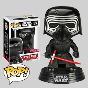 Kylo Ren Helmeted - Star Wars - Funko Pop