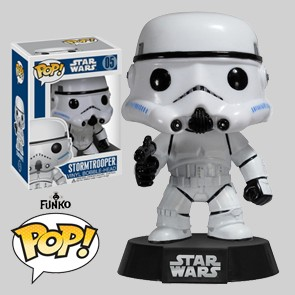 Stromtrooper - Star Wars - Funko Pop