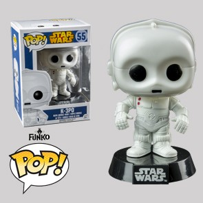 K-3PO - Star Wars - Vinyl Figure 4-inch